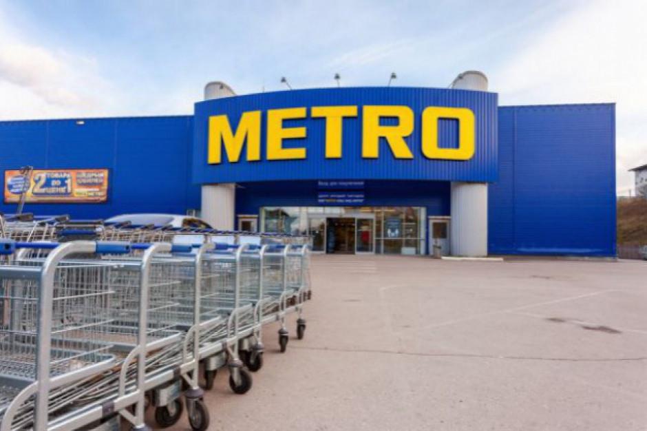 Europa Wschodnia to motor napędowy Grupy Metro