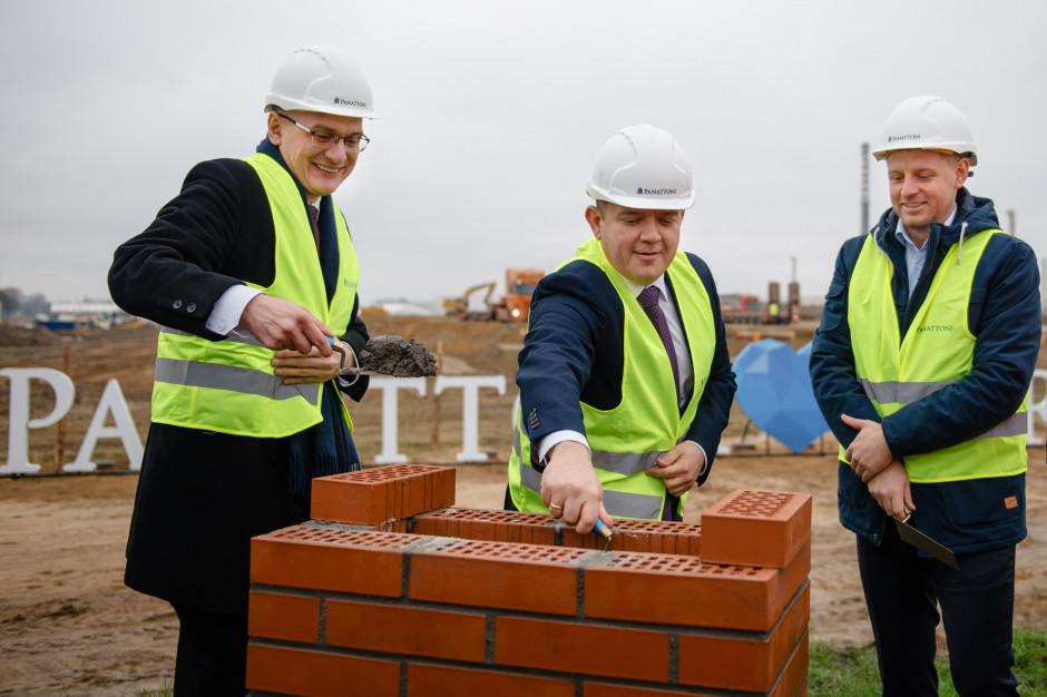 Panattoni rozpoczęło budowę parku logistycznego w Gorzowie