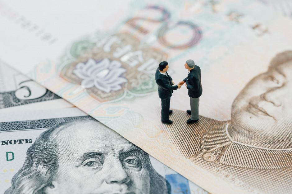 Porozumienie handlowe USA - Chiny uderzy w UE (raport)