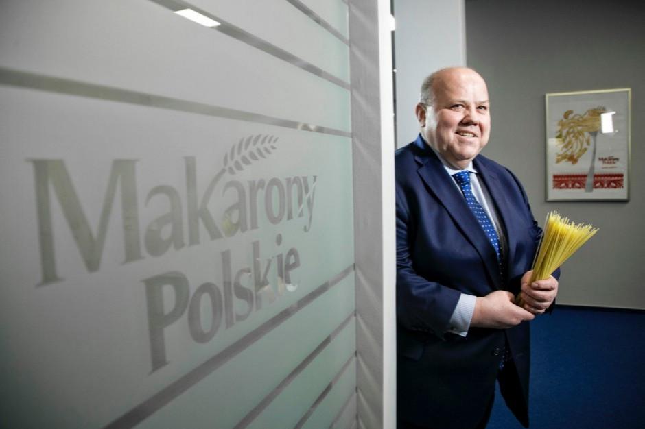 Prezes Makaronów Polskich: Istotnym trendem na rynku jest rozwój oferty wegetariańskiej