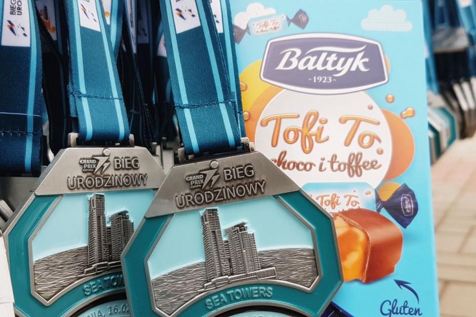ZPC Bałtyk wspierał jubileusz miasta Gdynia i urodzinowy bieg