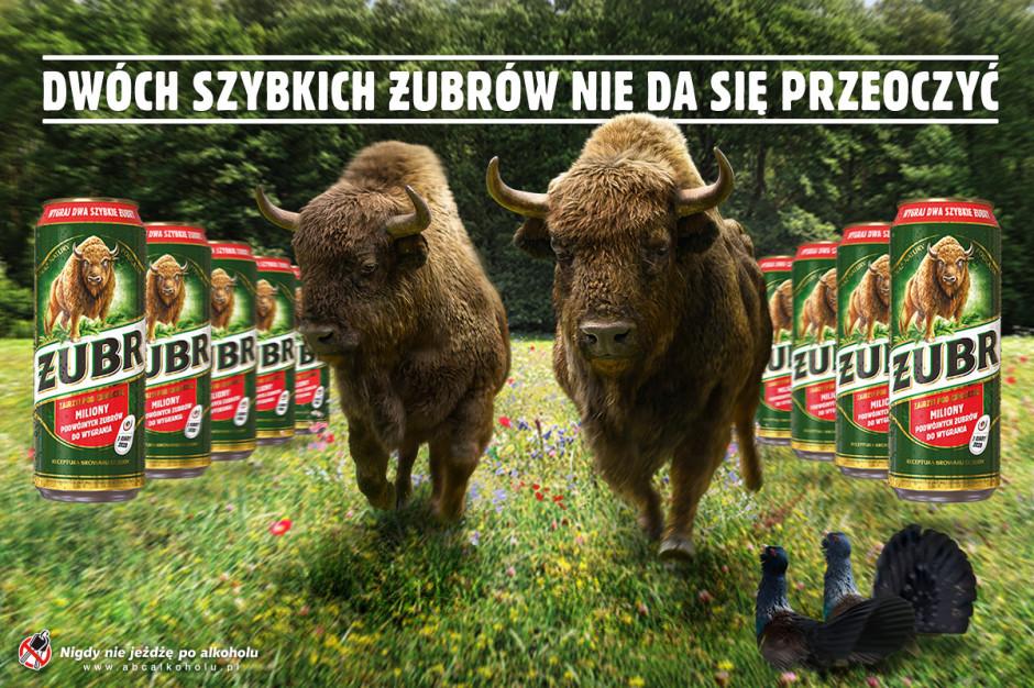"""Marka Żubr startuje z 5. edycją promocji """"Dwa Szybkie Żubry"""""""