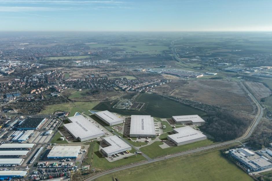 Panattoni rozbudowuje City Logistics Wrocław I