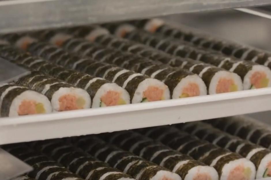Sushi Factory stawia na dania gotowe i zestawy dla wegetarian