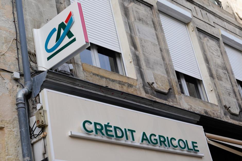 Credit Agricole rezygnuje z zakupu mBanku