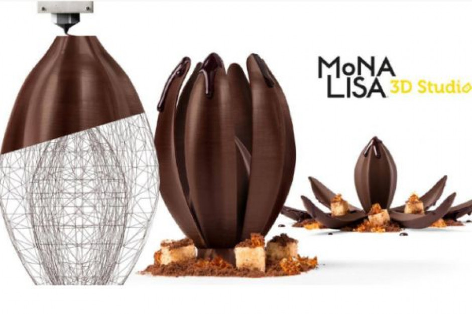 Barry Callebaut otwiera pierwsze na świecie studio produkcji czekolady w druku 3D (zdjęcia)