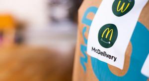 McDelivery dostępne w Radomiu. Dowiezie je Uber Eats