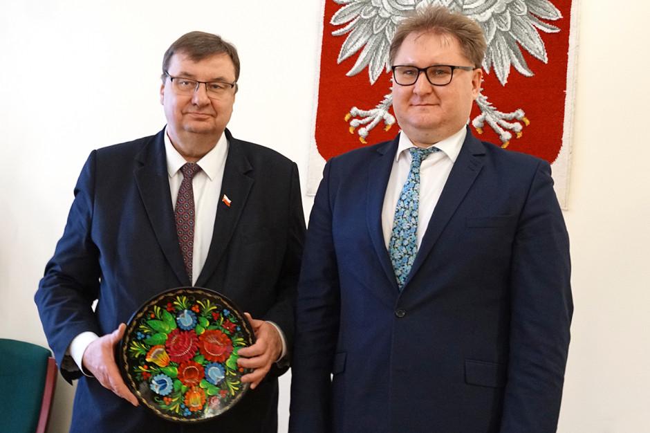 Polska i Ukraina deklarują pogłębianie współpracy w dziedzinie rolnictwa