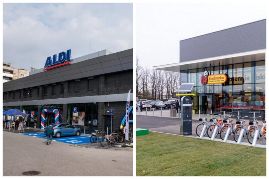 UOKiK przygląda się zasadom działania parkingów przy sklepach Biedronka i Aldi