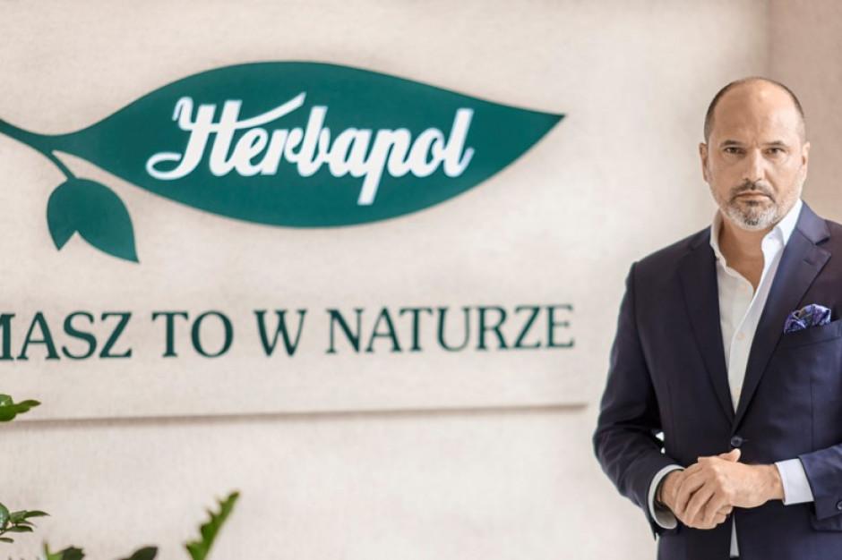 Prezes Herbapol-Lublin: zmieniła się rola herbaty i jej postrzeganie przez konsumentów
