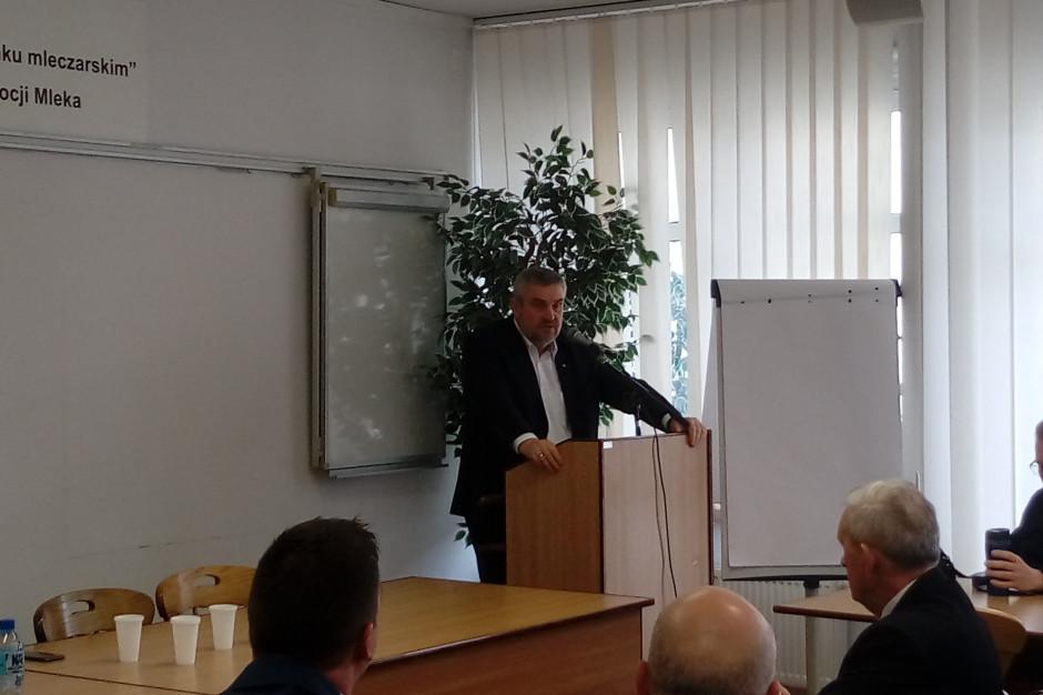 Ardanowski: Chcę sanacji polskiej spółdzielczości