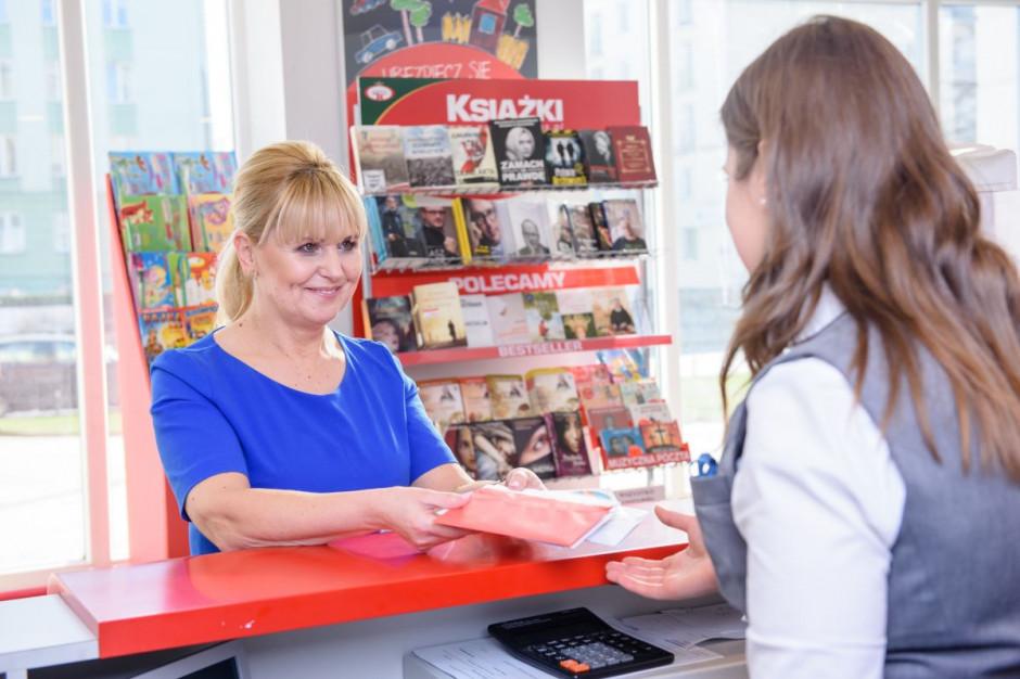 Poczta Polska zwiększyła sprzedaż książek