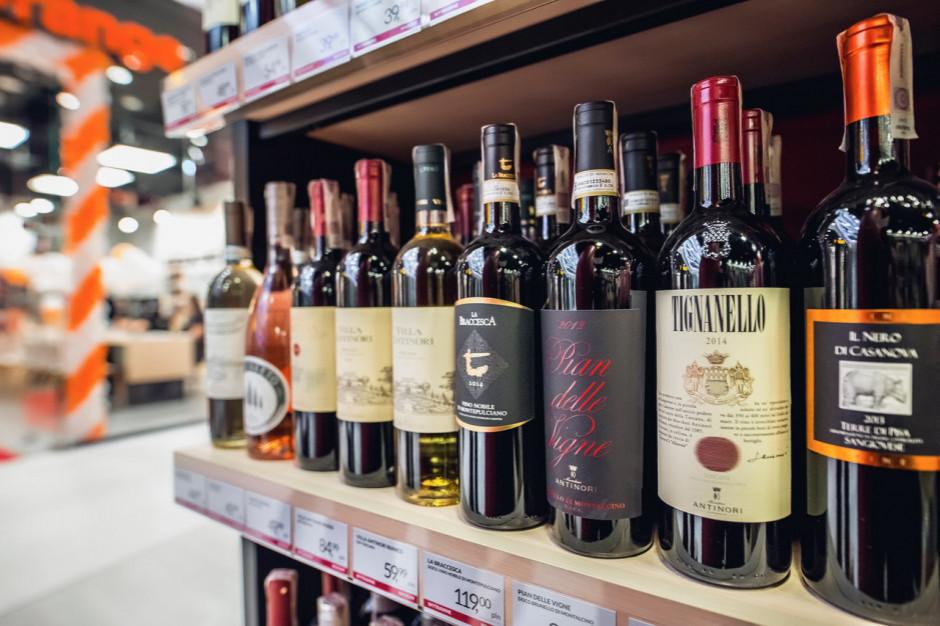 Ambra chce otwierać sklepy winiarskie poza galeriami handlowymi