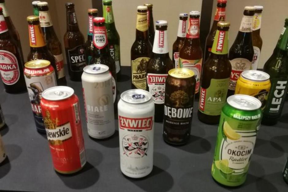 Nielsen: spada średnia zawartość alkoholu w piwie. Piwa bezalkoholowe to już samodzielna kategoria rynku