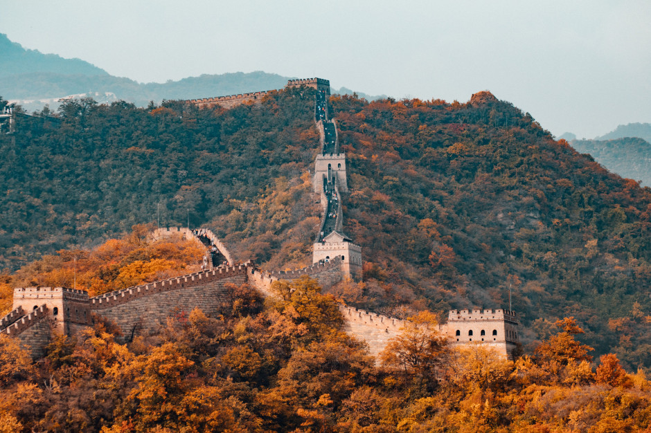 Zdjęcia satelitarne świadczą o wzroście produkcji w Chinach