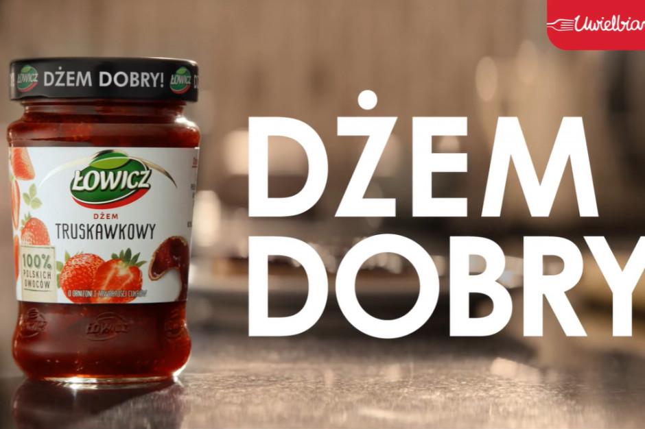 """Łowicz kontynuuje szeroką kampanię pod hasłem """"DŻEM DOBRY"""""""