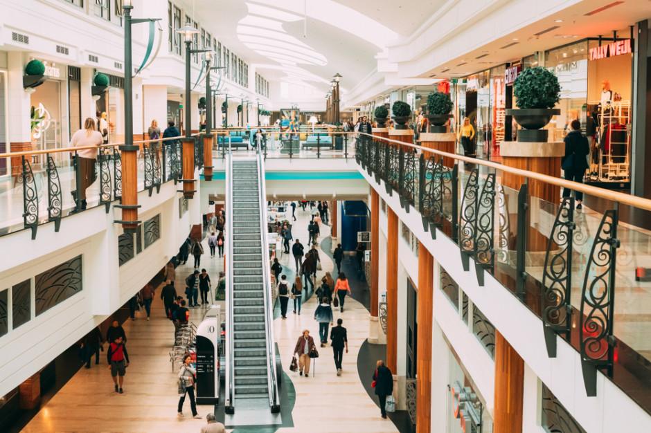 Nieruchomości handlowe w Polsce w 2019 roku: Centra handlowe dominującym formatem