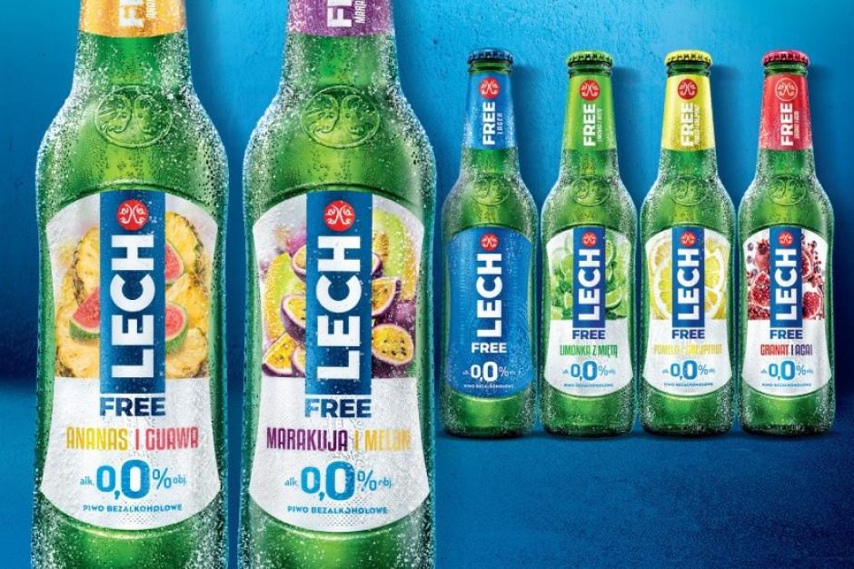 Kompania Piwowarska poszerza ofertę piw bezalkoholowych