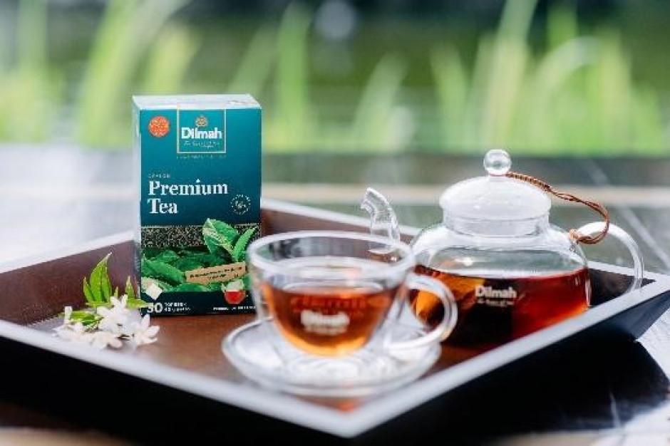 Herbaty Dilmah w nowych opakowaniach