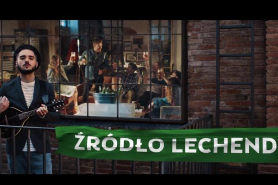 """Lech Premium rusza z nowym spotem reklamowym """"Źródło Lechend"""