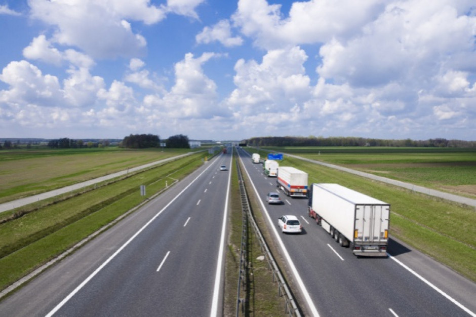 Koronawirus a transport drogowy
