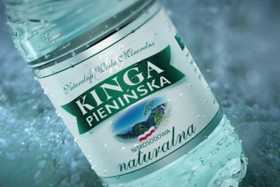 Kinga Pienińska: nie ma w tej chwili powodów do obaw, że zabraknie w sklepach wody