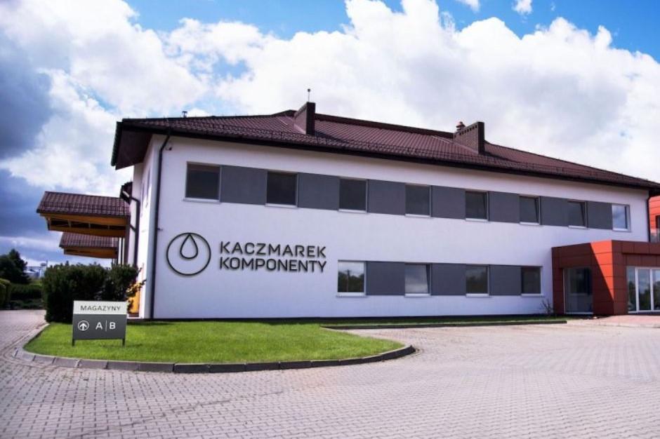 Wiceprezes Kaczmarek-Komponenty: jesteśmy zdeterminowani by zapewnić ciągłość dostaw