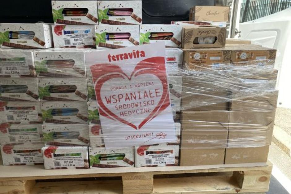 Terravita dołącza do ogólnopolskiej akcji wsparcia placówek medycznych