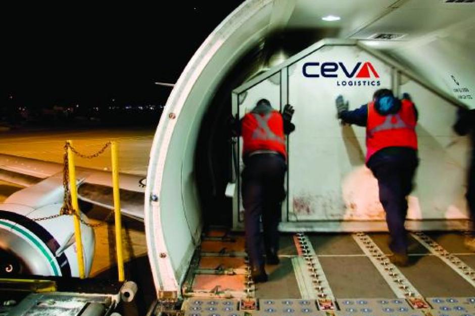 CEVA Logistics wyczarterowała 86 samolotów cargo aby wesprzeć światowe łańcuchy dostaw i gospodarkę