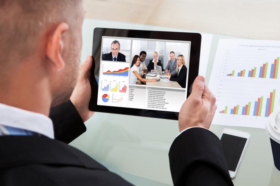 W czasach koronawirusa 88 proc. firm wykorzystuje pracę zdalną (badanie)