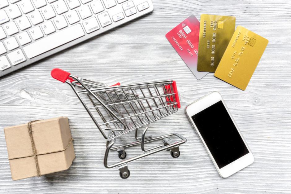 Na e-handlu w czasie pandemii korzystają głównie sprzedawcy dóbr codziennych