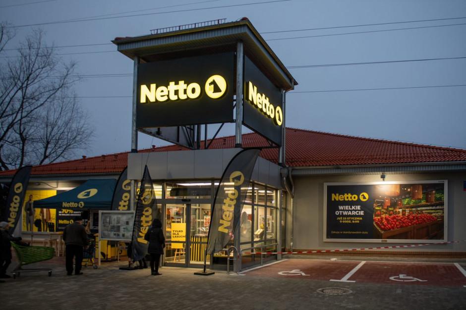 Netto wprowadza transakcje bez PIN do 100 zł