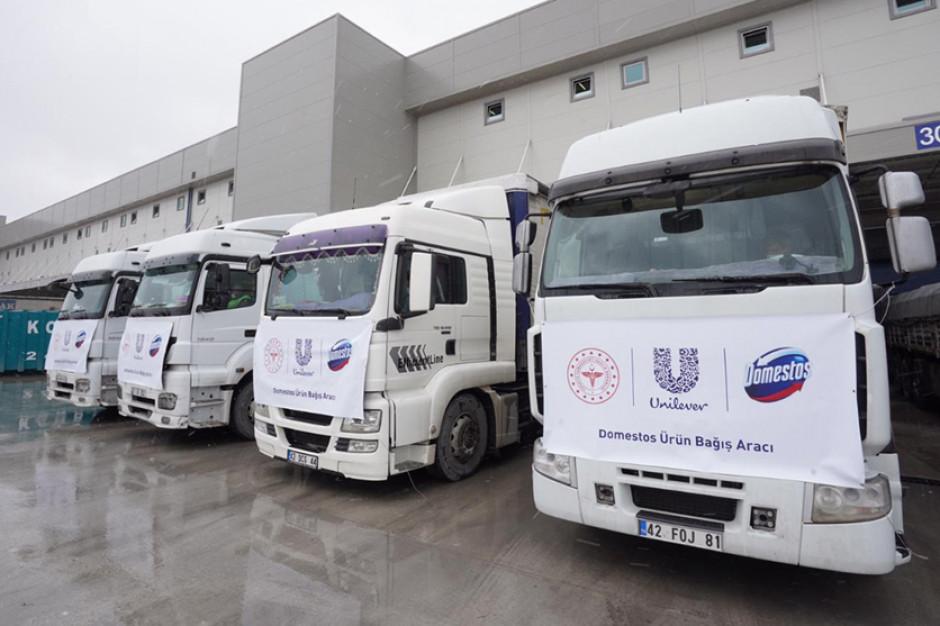 Unilever przeznacza ponad 100 mln euro na pomoc w czasie pandemii