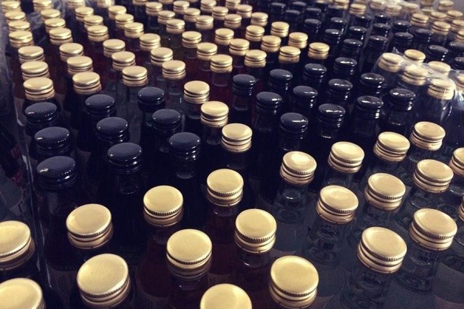 Produkcja wódki spadła w lutym i po dwóch miesiącach 2020 r.
