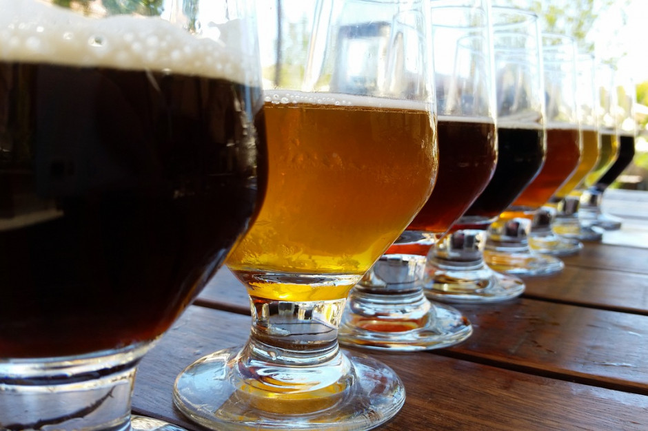 Produkcja piwa sporo wzrosła w lutym i po dwóch miesiącach 2020 r.