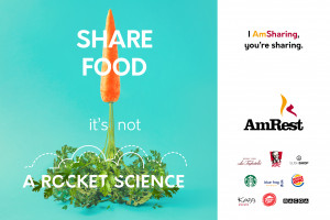 AmRest przekazał 3 tony żywności najbardziej potrzebującym