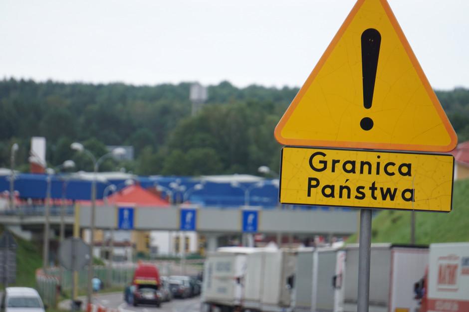 Słowacja wprowadziła zakaz wjazdu ciężarówek powyżej 7,5 tony