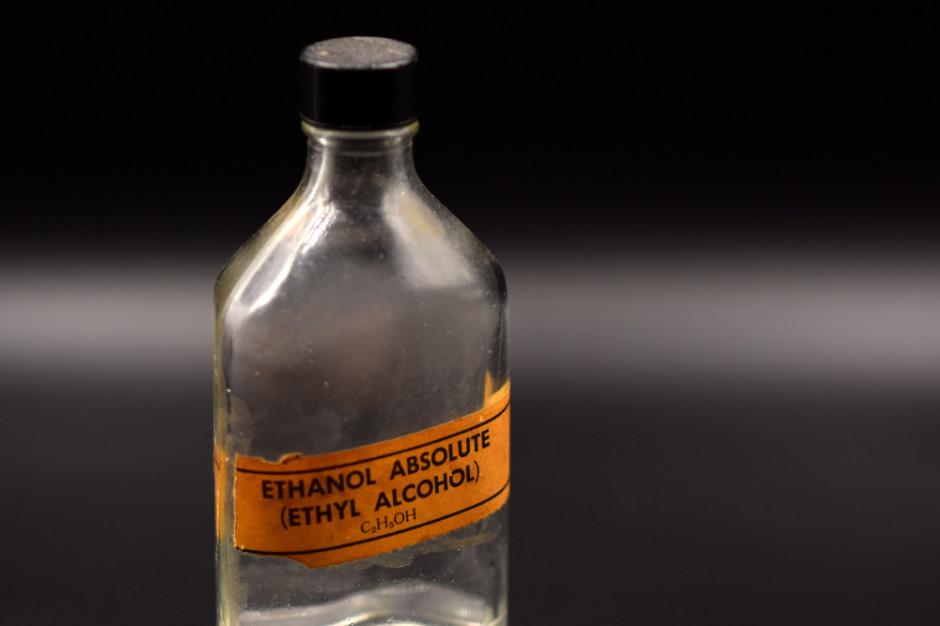 Przedłużono zwolnienie z akcyzy alkoholu etylowego użytego do produkcji środków biobójczych