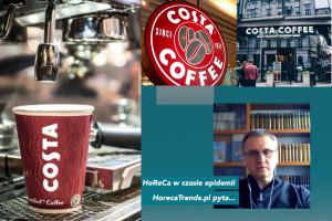 Costa Coffee: Liczymy na wsparcie rządu w celu utrzymania miejsc pracy (wideo)