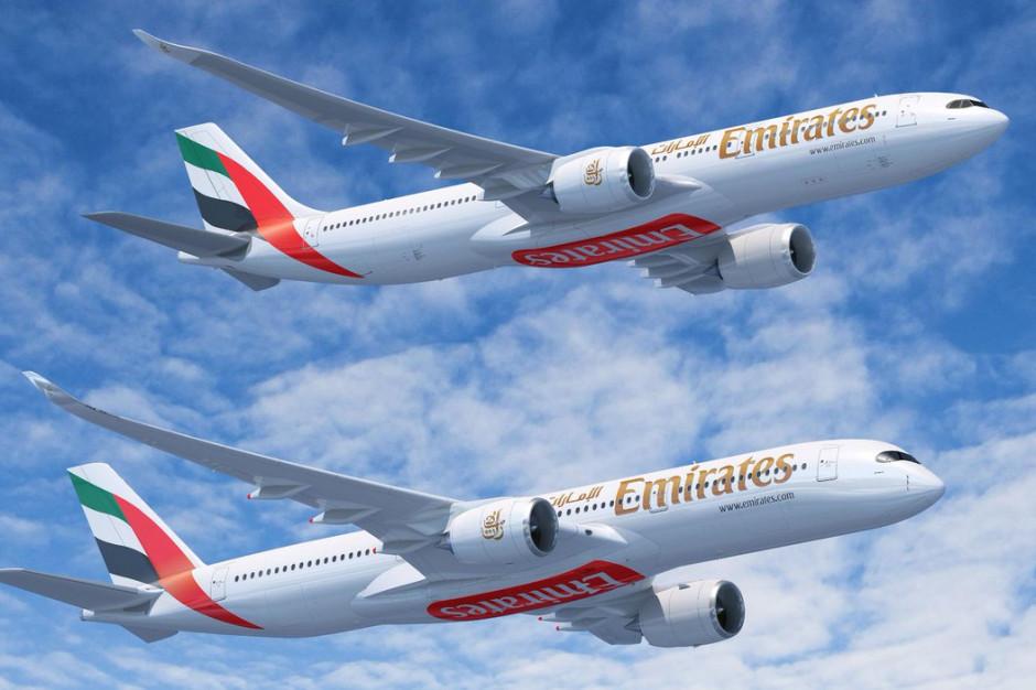 Linie Emirates będą wozić towary zamiast pasażerów do 30 miast na świecie