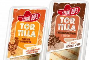 """Tortille """"Szybki Lopez"""""""