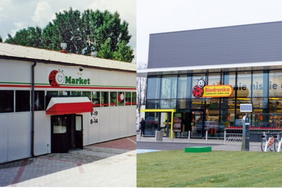 25 lat temu ruszył pierwszy sklep z szyldem Biedronka!