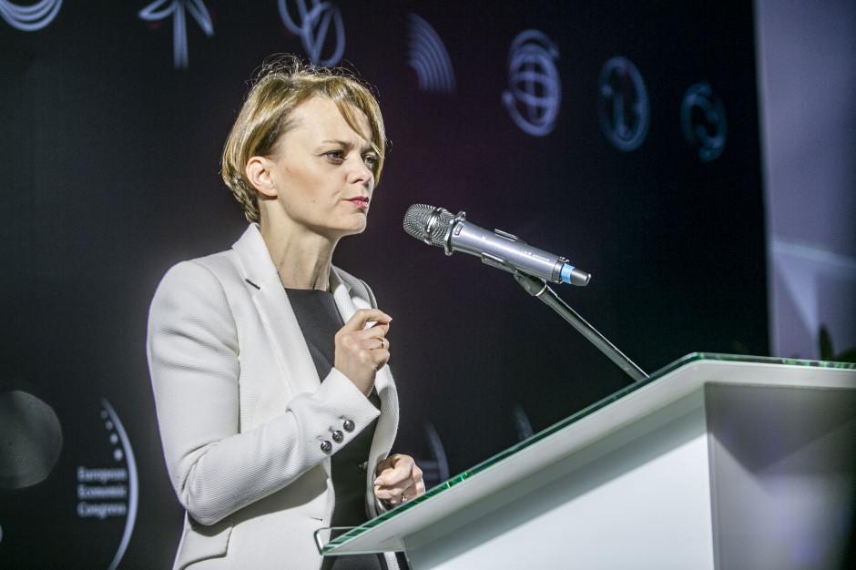 Emilewicz: Do końca tygodnia prace nad kolejną tarczą antykryzysową