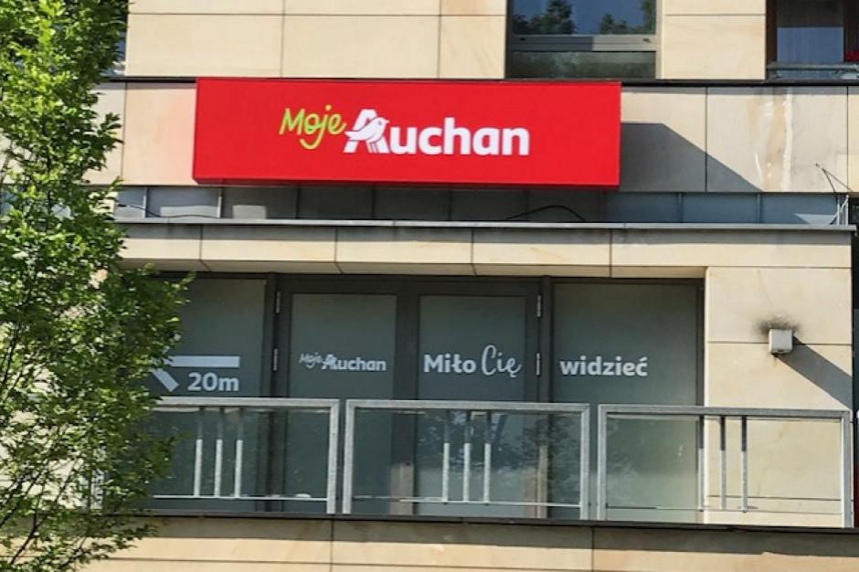 Auchan wprowadza nową formułę sprzedaży