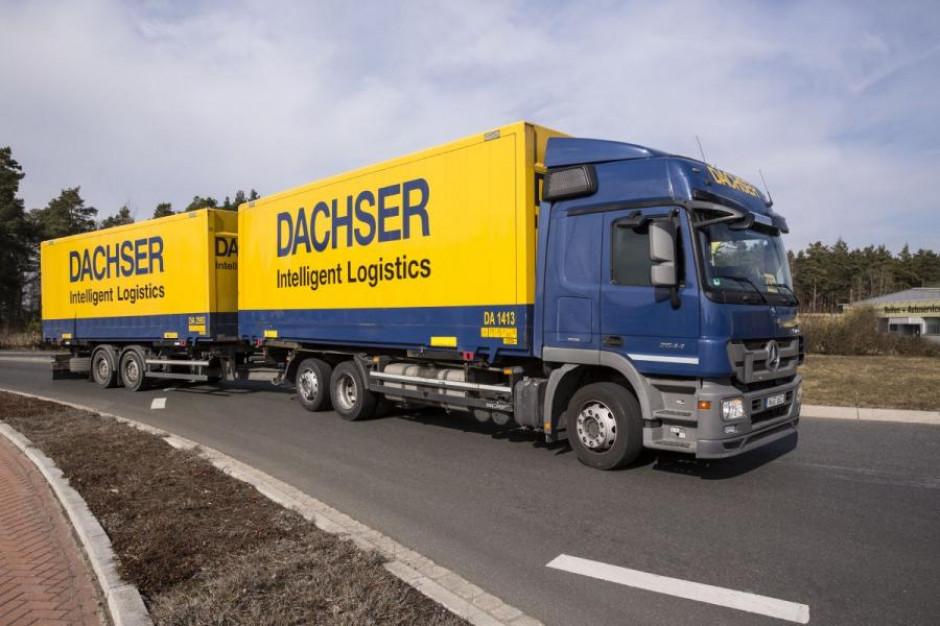 Dachser odnotowuje wzrost oparty na solidnym fundamencie