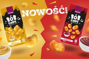 Bób chips – kolejna nowość od Moreso