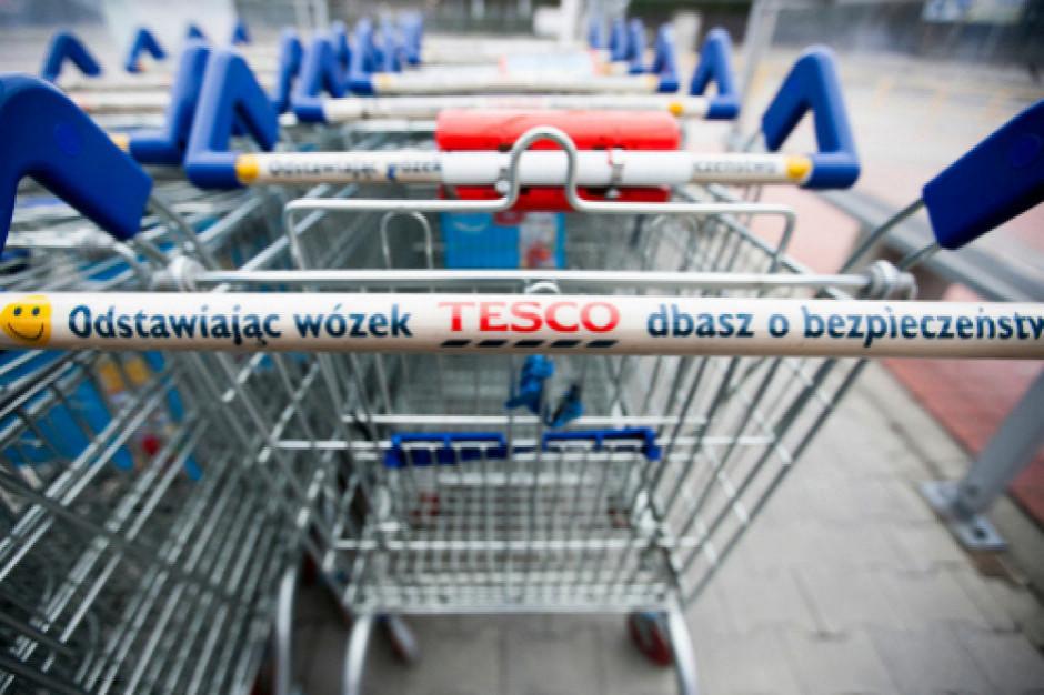 Sprzedaż Tesco w Polsce: 7,1 mld zł w roku 2019/20