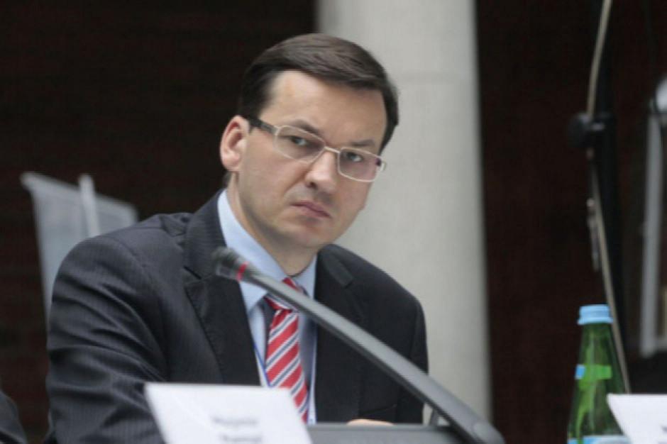 Premier przedstawił tarczę finansową, czyli program wsparcia firm o wartości ponad 100 mld zł