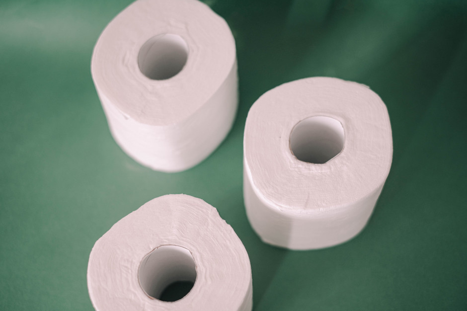 Na rynku będzie mniej papieru toaletowego i pieluch?