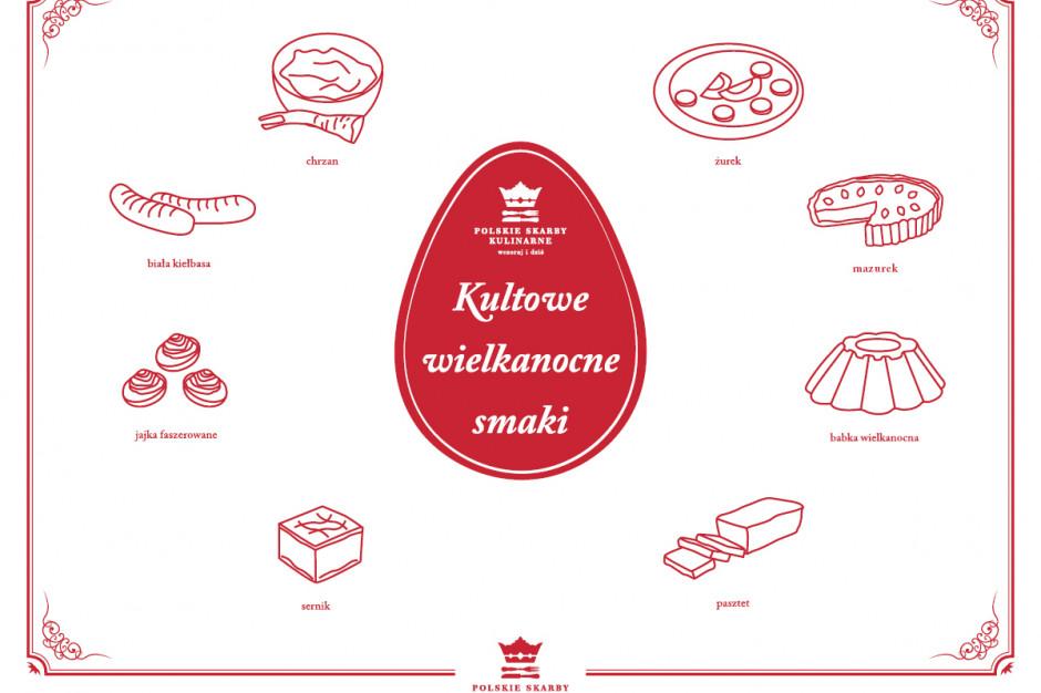 Poznaj Kultowe Wielkanocne Smaki w ramach programu Polskie Skarby Kulinarne
